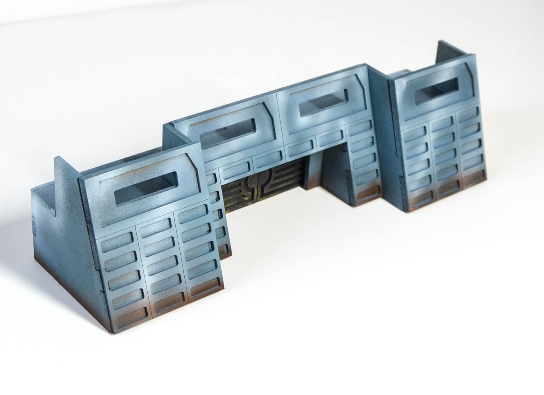 DROPSHIP HORIZON: Multiverse Gaming releases new MDF Terrain