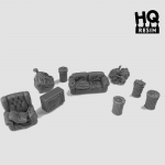 HQ Resin Accessories