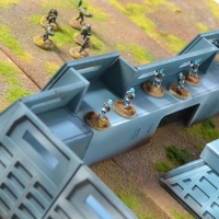 15mm Gaming Scenery