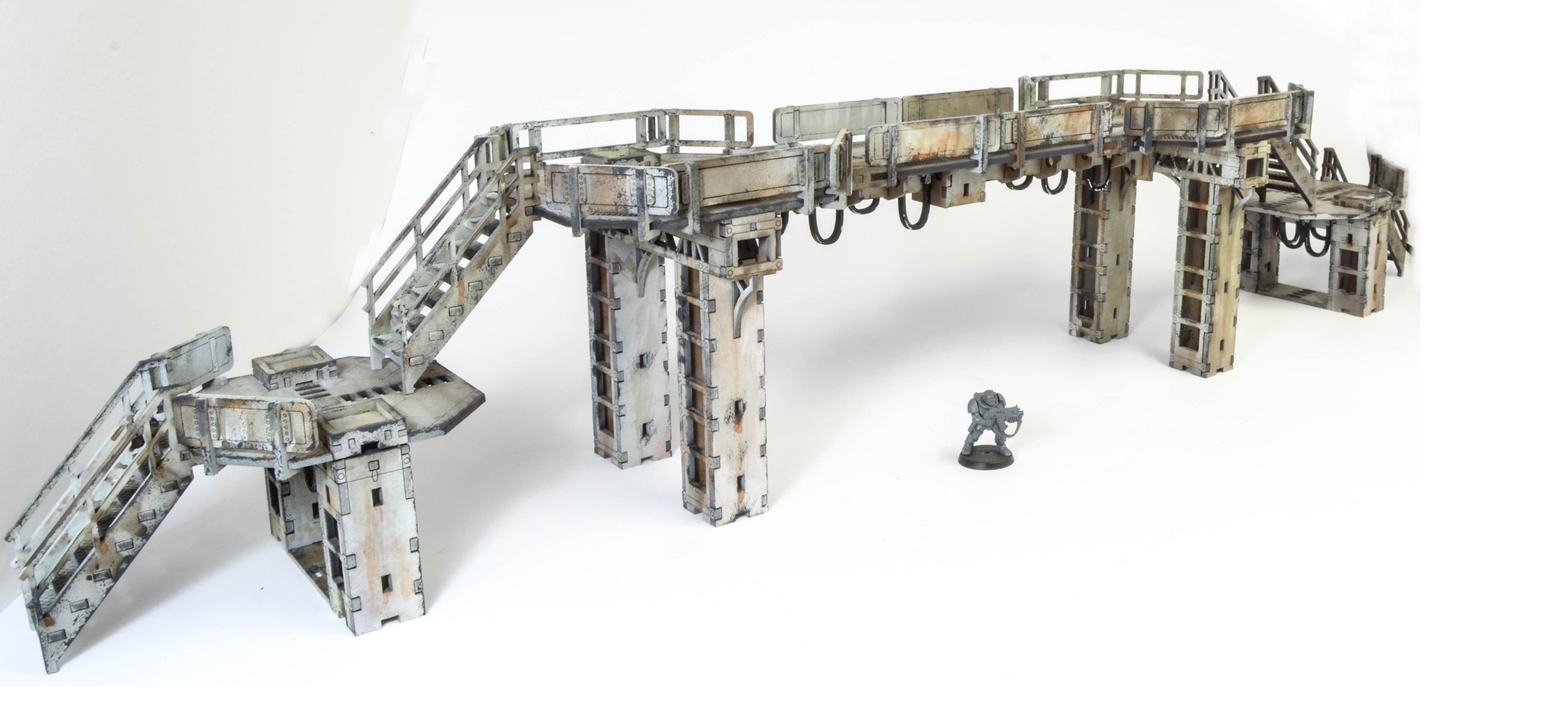 Modular Catwalks & Platforms A